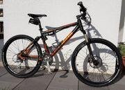 Mountainbike Fully CUBE AMS 100