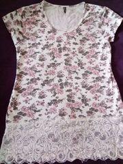 Schickes Shirt mit Floradruck