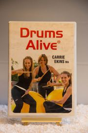 Drums Alive - Carrie Ekins - DVD