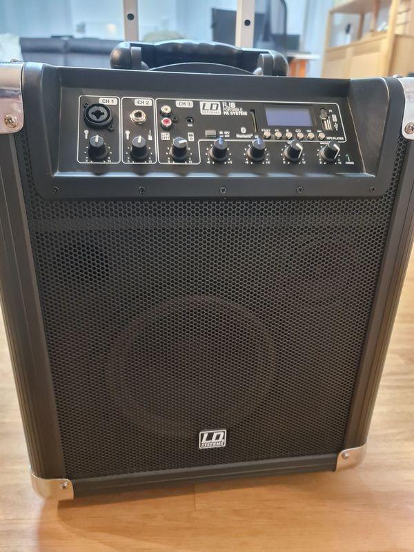 Box Lautsprecher fast neue