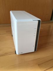 Synology Diskstation DS214se diskless