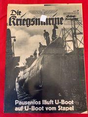 Die Kriegsmarine April 1943