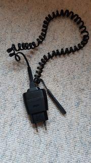 Neuwertiges Braun Ladekabel Netzteil 5210