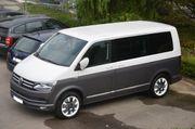 VW Multivan T6 bicolor weiß