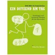 Klavier-Übungsbuch Ein Dutzend am Tag