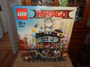 Lego Ninjago City 70620 NEU