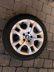 Neuwertige Winterreifen BMW X1
