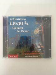 Hörbuch Level 4 - Die Stadt