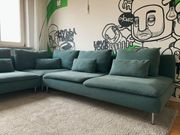 Ikea SÖDERHAMN Sofa Couch Wohnlandschaft