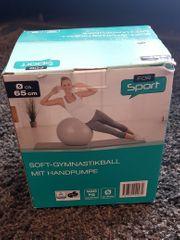 Soft Gymnastikball Ball FOR SPORT
