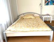 sehr gut erhaltenes Bett mit