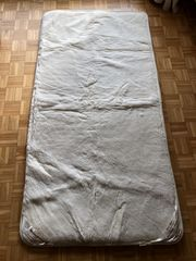 Therapie- Gewichtsdecke Naturhaar ca 190x97cm
