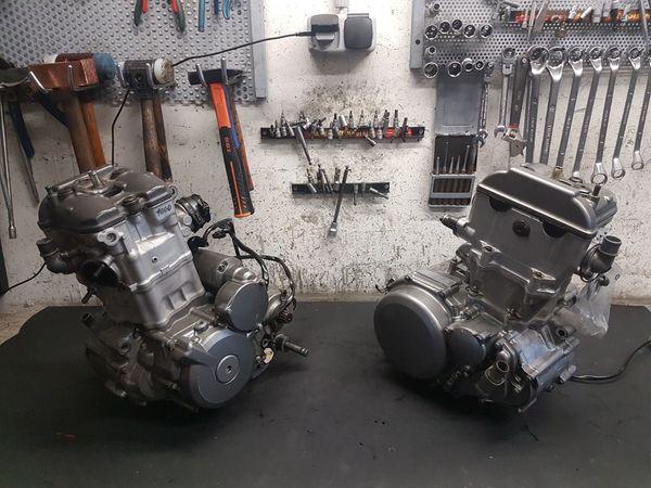 Motor Suzuki DRZ 400 LTZ