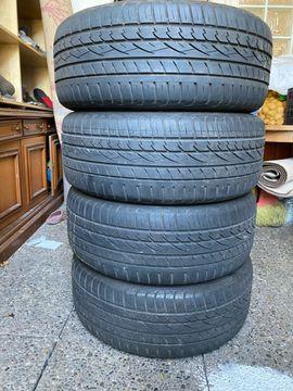 Sommer Reifen Continental 255/55 R18 109Y Bis 6 Millimeter Profil