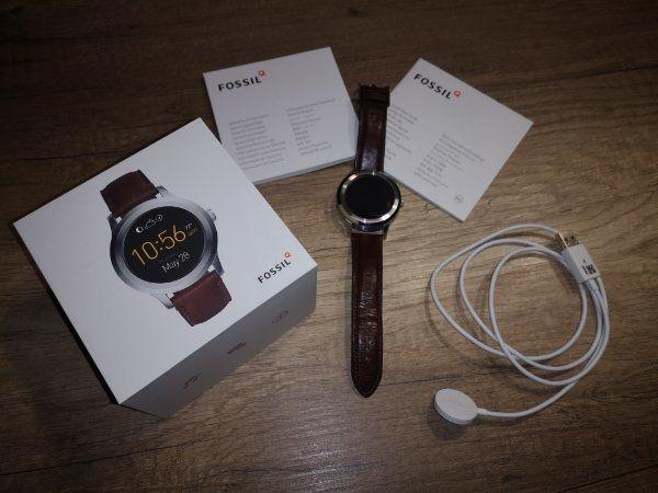 Fossil Smartwatch Q Founder 2. 0 - Breuberg - Ich verkaufe eine Smartwatch von Fossil. Modell Q Founder 2.0Die Uhr wurde sehr selten getragen und ist voll funktionsfähig. Alles was auf dem Bild zu sehen ist, ist dabei.Privatverkauf also keine Garantie! - Breuberg