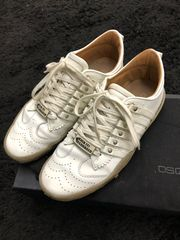 Dsquared Sneaker Weiss 42