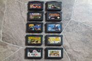 Nintendo Game Boy Advance Spiele