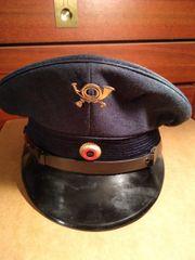 Deutsche Post Schirmmütze Uniform