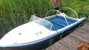 Sportmotorboot Selco Lysaker mit 15