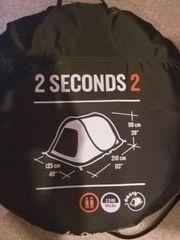 2 seconds 2 Wurf Zelt