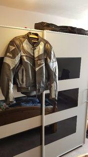 Motorradjacke Leder Modeka Gr 56