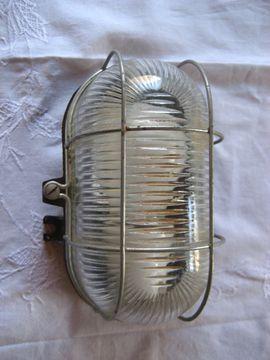 Sonstige Sammlungen - Schiffslampe Deckenleuchte Kellerleuchte Maschinenraumlampe Lampe