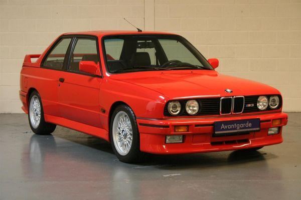 Wir kaufen alle BMW E30