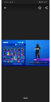 fortnits account