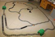 Große Lego Duplo Eisenbahn