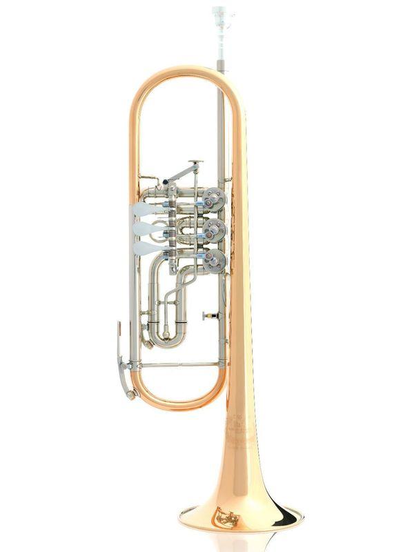 B S 3005WTR Konzerttrompete 140er