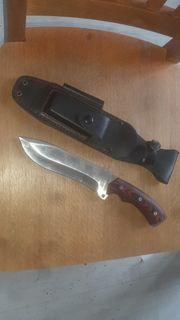 Outdoor-Messer iField Überlebensmesser 440C