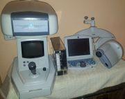 Nidek RT-5100 System Nidek AR-610