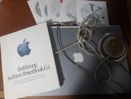 Apple-Computer - Powerbook G4