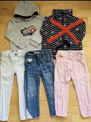 Kapuzenpullover Fleecejacke Jeans von Retour