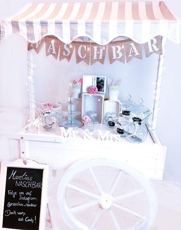 Marelias Naschbar - PREMIUM Paket - Candybar