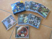 CD s Clone Wars Star