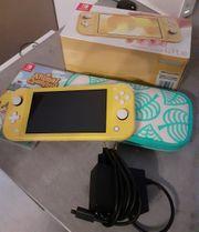 Nintendo Switch Lite inkl Spiel