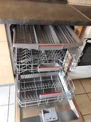 Küchenmöbel Spülmaschine Herd