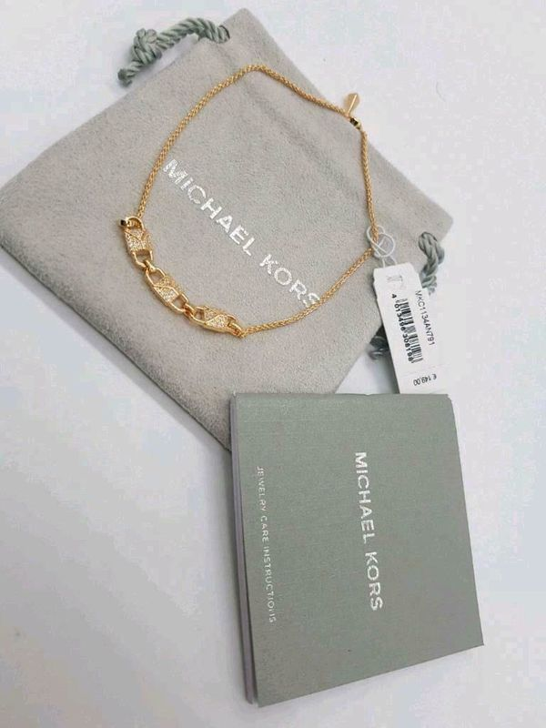 Michael Kors Armband Neu original mit Etikett. Rosegold 925