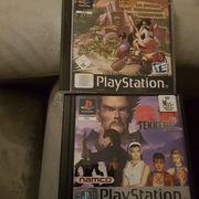 2 verschiedene kaum benutzte Playstation