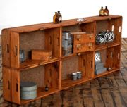 Sideboard IndustrieDesign Antik Loft Holz
