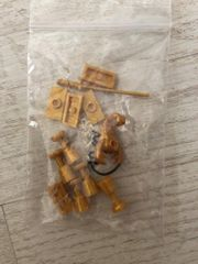 Lego Ersatzteile Gold