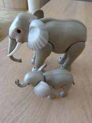 Spielzeug Elefanten 2 Stück 1