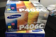 Samsung Toner clt -P406c clp-36x