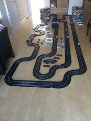 Autorennbahn Carrera Servo 140