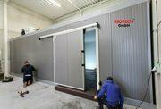 Kühlraum Kühlzellen Tiefkühlzelle Tiefkühlraum 250x300x208