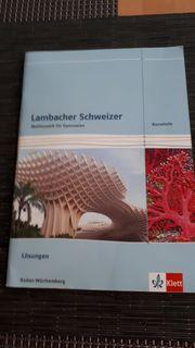 Lambacher Schweizer Lösungsheft