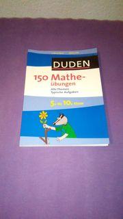 Duden 150 Mathematik Übungen 5