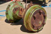 Fendt GT 225 Ersatzteile - Achse