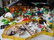 Vintage Playmobil Reiterhof 3120-B mit